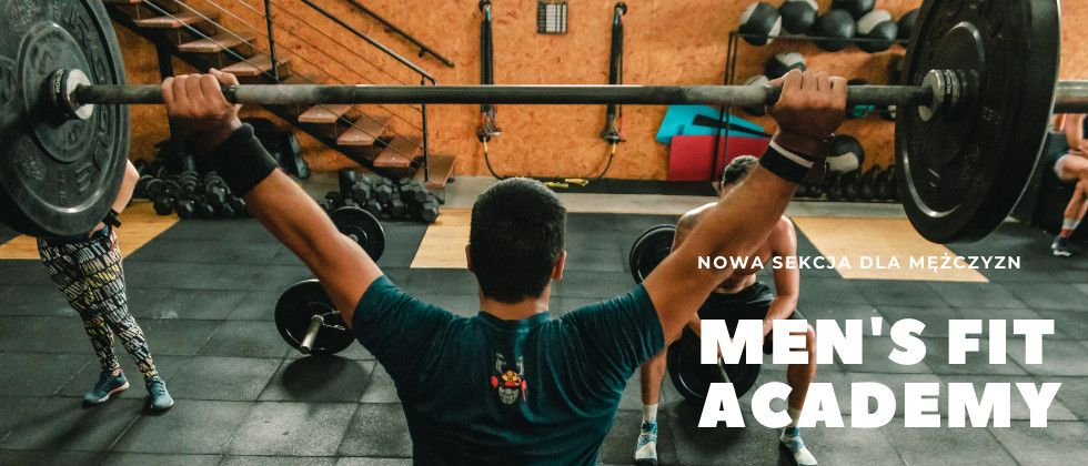Men`s- fit academy