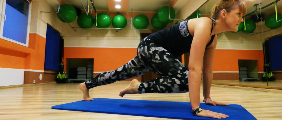 Centrum Młodości - Zajęcia fitness - Aga